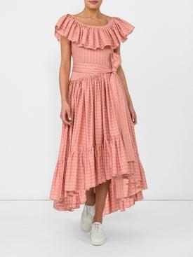 Lhd - Pink Jungle Island Dress - Women