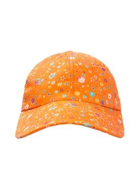 Lhd - Orange South Point Hat - Women