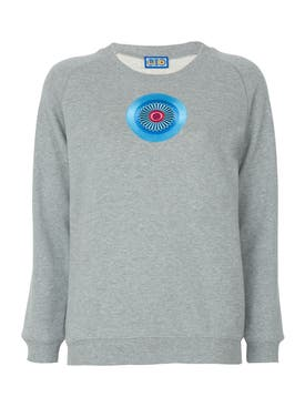 Lhd - Grey Logo Sweatshirt - Women
