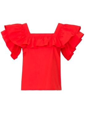 The Vizcaya Top, Red