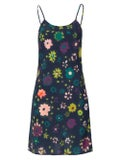Lhd - Wynwood Slip Dress Blue - Women
