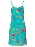 Lhd - Wynwood Slip Dress Teal - Women