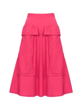 Lhd - Bardot Skirt, Hot Pink - Women