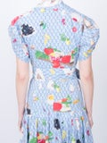 Lhd - Le Club Chateau Dress - Mid-length
