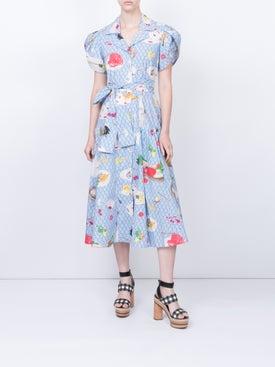 Lhd - Le Club Chateau Dress - Women