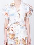 Lhd - Chateau Dress White - Women