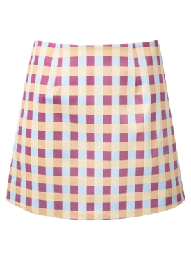 Citadelle Skirt, Gingham