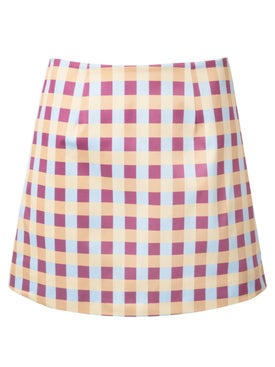 Lhd - Citadelle Skirt, Gingham - Women
