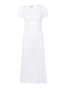 L'eau Dress, White