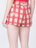 Lhd - Pearl Shorts, Gingham - Women