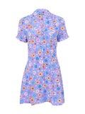 Lhd - Clemenceau Dress, Floal Print Mauve - Women