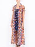 Lhd - The Marlin Dress, Villas And Floral - Women