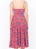 Lhd - Bright French Fig Ad'ele Dress - Women