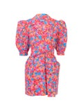 Lhd - Bright French Fig Casitas Dress - Women