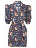 Lhd - The Casitas Dress, Quirky Farm Animals - Women