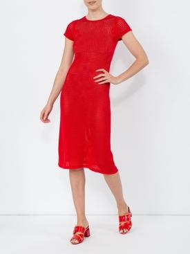 Red Leau Dress