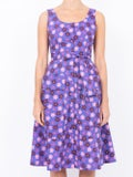 Lhd - Ramatuelle Dress, Purple - Women