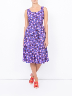 Ramatuelle Dress, Purple