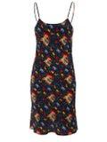 Lhd - Wynwood Slip Dress, Navy Quirky Farm Animal - Women