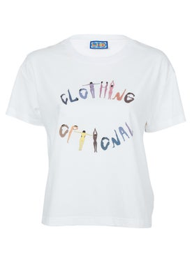 Lhd - Clothing Optional Tee - Women