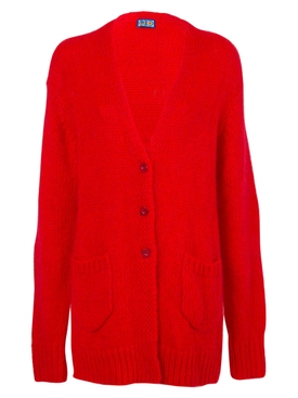 Sycamore Canyon Cardigan RED