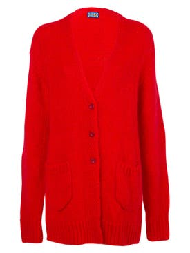 Lhd - Sycamore Canyon Cardigan Red - Women