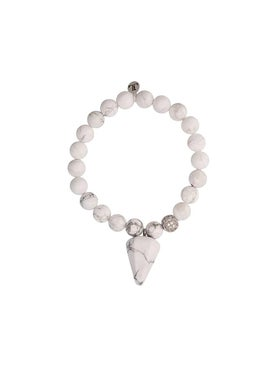 Lord And Lord Designs - White Dagger Bracelet - Women