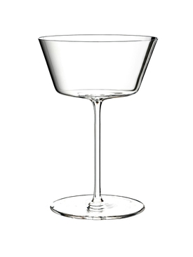 Commodore Champagne Glass CLEAR