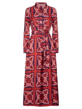 Valentino - Bandana Motif Dress - Women