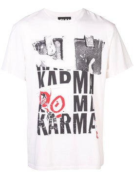 Luv Collections - Karma T-shirt White - Men