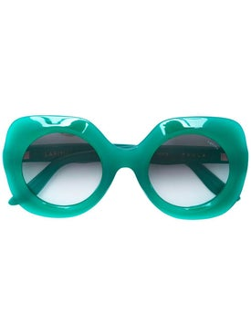 Lapima - Green Paula Sunglasses - Women