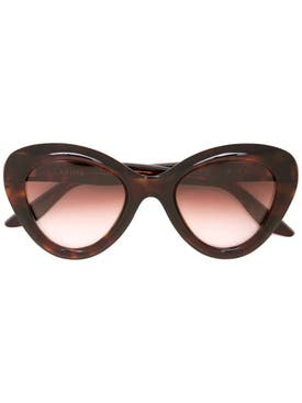 Lapima - Brown Rita Sunglasses - Women