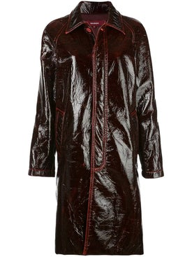 Sies Marjan - Blaine Laquered Coat - Women