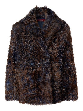 Sies Marjan - Over-sized Shearling Coat - Women