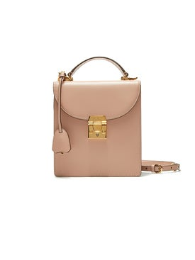Mark Cross - Uptown Bag, Chai - Crossbody