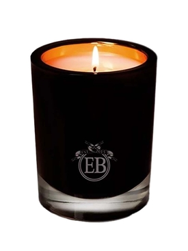 ROSE & LEATHER CANDLE