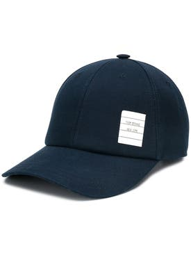 Thom Browne - Classic 6-panel Baseball Cap In Cotton Twill - Men