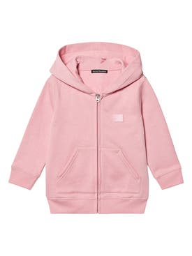 Acne Studios - Kids Mini Ferris Zipped Hoodie Blush Pink - Kids