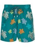 Vilebrequin - Turtle Print Swim Shorts - Men