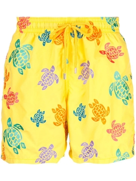 MISTRAL TURTLE EMBROIDERED SWIMMING TRUNK
