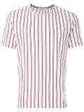 Thom Browne - Tricolor Stripe Jersey T-shirt - Men