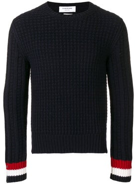 Thom Browne - Chunky Fun-mix Stitch Pullover - Men