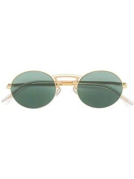 Mykita - Mykita X Maison Margiela Round Tinted Sunglasses - Sunglasses