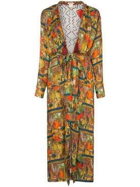 Chufy - Riad Reversible Robe - Women