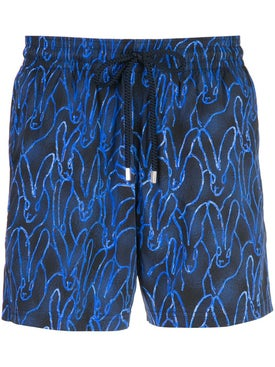 Vilebrequin - Moorise  Bunny Printed Swimming Trunk - Beachwear