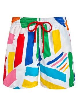 Vilebrequin - Vilebrequin X Jean Charles De Castelbajac Colorful Swim Shorts - Men