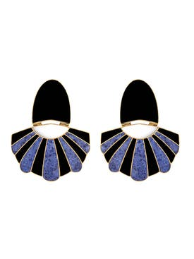 Monica Sordo - Mullu Chandelier Earrings - Women
