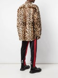 Mastermind World - Leopard Print Overshirt - Men