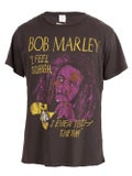 Madeworn - Bob Marley I Feel So High I Even Touch The Sky T-shirt - Men