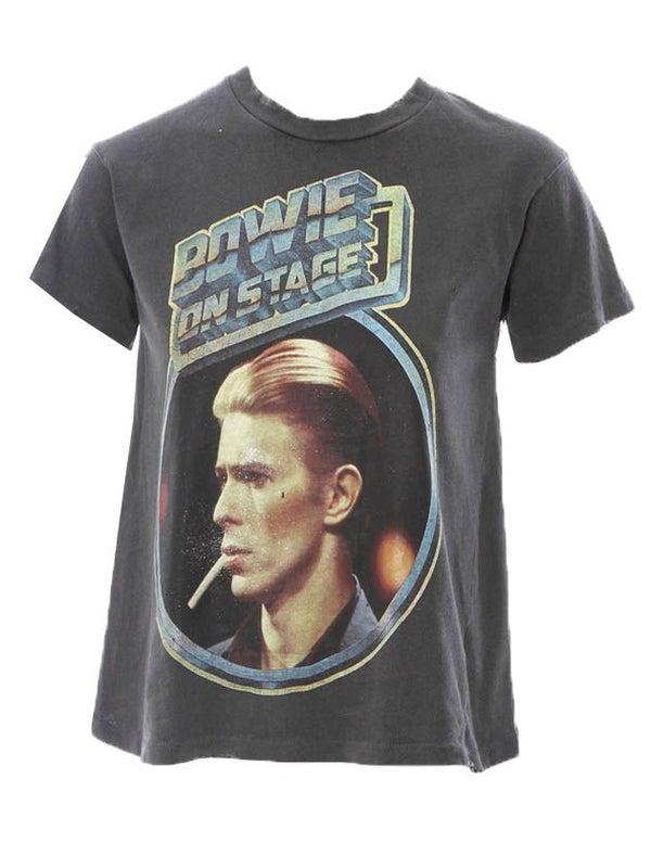 52802d8d1 Madeworn - David Bowie On Stage Crew T-shirt - Men